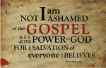 Proclaiming the Gospel is an Act of Love